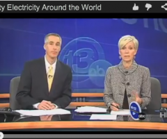 Dirty Electricity Around the World