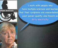 Multiple Sclerosis and Electrical Pollution / Dirty Electricity